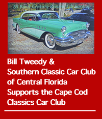 Bill Tweedy and Southern Classic Car Club of Central Florida