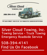Silver Cloud Towing