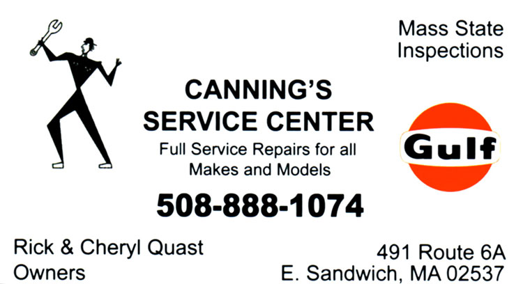 Canning's Service Center