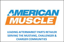 American Muscle - Leading Aftermarket Parts, Retailer, Serving the Mustang, Challenger, and Charger Communities